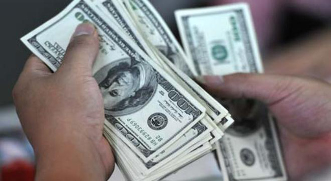 Nhiều ngân hàng nâng giá bán USD