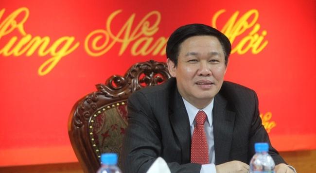 Ông Vương Đình Huệ: Nền kinh tế và TTCK 2014 sẽ khởi sắc hơn 2013