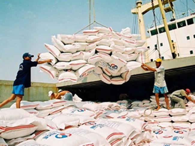 Xuất khẩu gạo cần nhiều nỗ lực