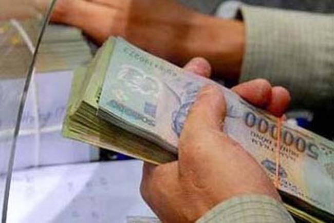Hành vi của người gửi tiền thay đổi