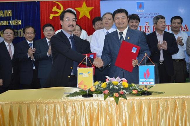 PVcomBank hợp tác toàn diện với BSR