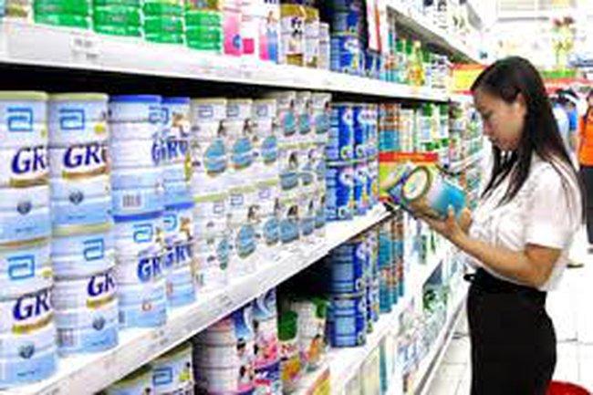 Bộ Tài chính: giá sữa tăng rồi sẽ ổn định!
