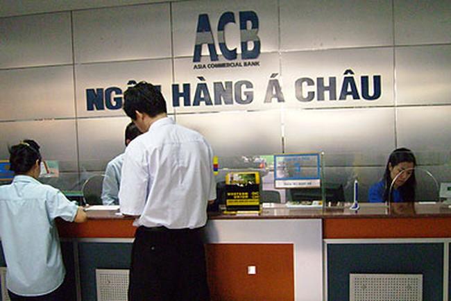 Ngân hàng ACB lỗ 293 tỷ đồng trong quý 4, cả năm 2013 lãi 824 tỷ