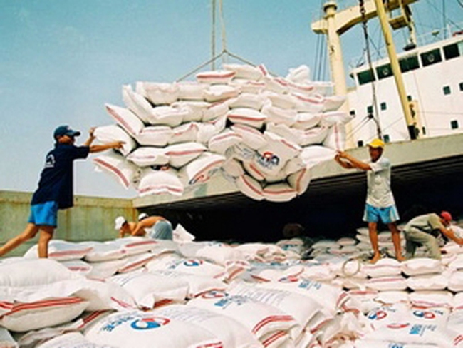 Thị trường xuất khẩu gạo 2014 vẫn chưa được định hình
