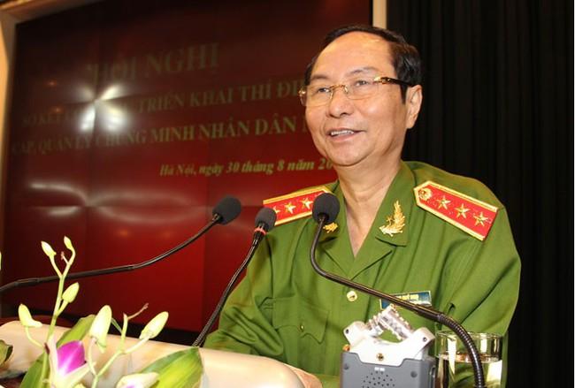 Sự nghiệp Thượng tướng Phạm Quý Ngọ qua ảnh