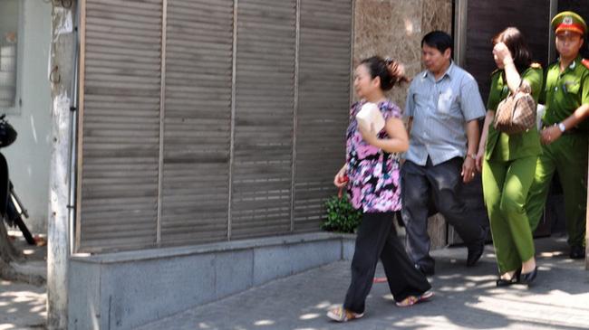 Bắt trưởng Phòng TN&MT Vũng Tàu và chủ tịch HĐQT địa ốc An Khang