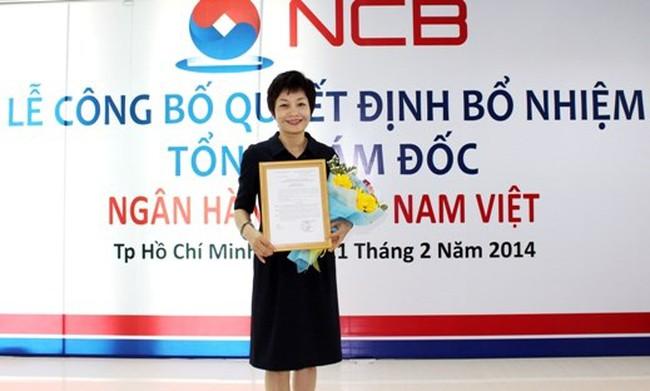 Chánh văn phòng HĐQT Navibank lên làm Tổng giám đốc
