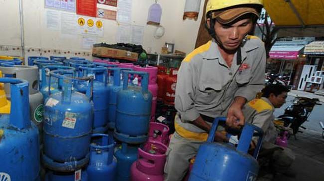 Từ 1/3: Giá gas chính thức giảm 31.000 đồng/bình