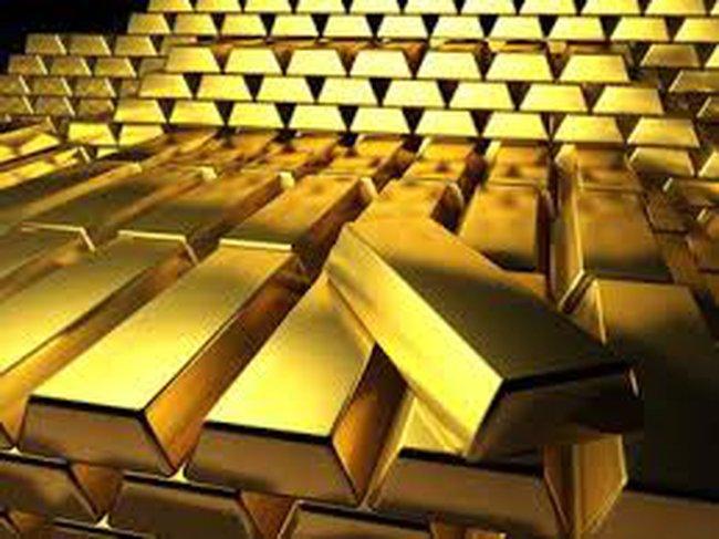 Giá vàng giảm mạnh nhất trong gần 1 tháng