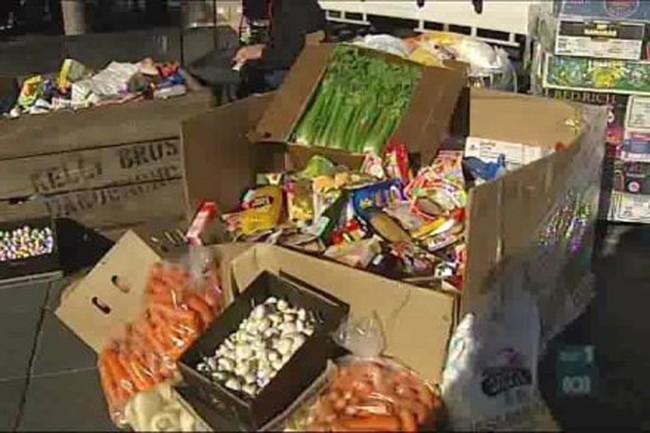 WB cảnh báo tình trạng lãng phí lương thực trên thế giới