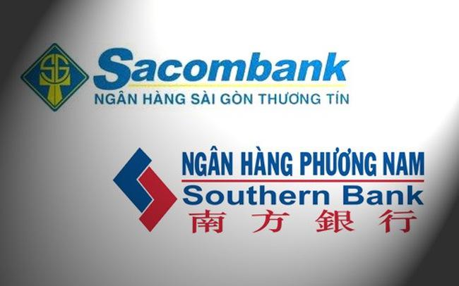 Sacombank, Southern Bank có về một nhà?