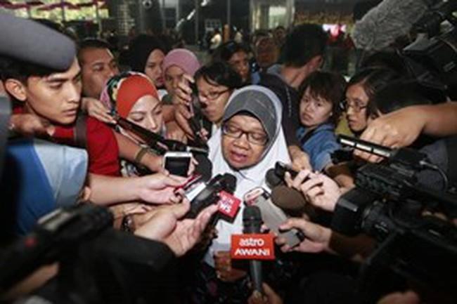Malaysia điều tra 4 hành khách trên chuyến bay mất tích