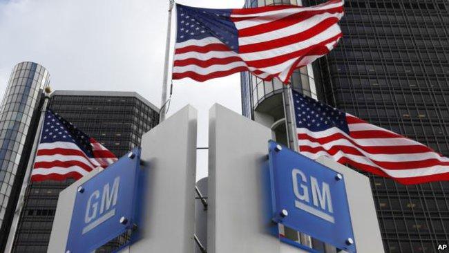 General Motors thu hồi hơn 3 triệu xe ô tô vì lỗi
