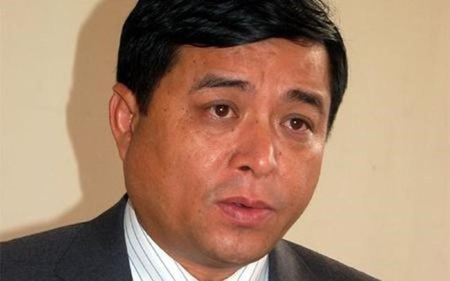 """Tân Thứ trưởng Nguyễn Chí Dũng chính thức """"nhận việc"""""""
