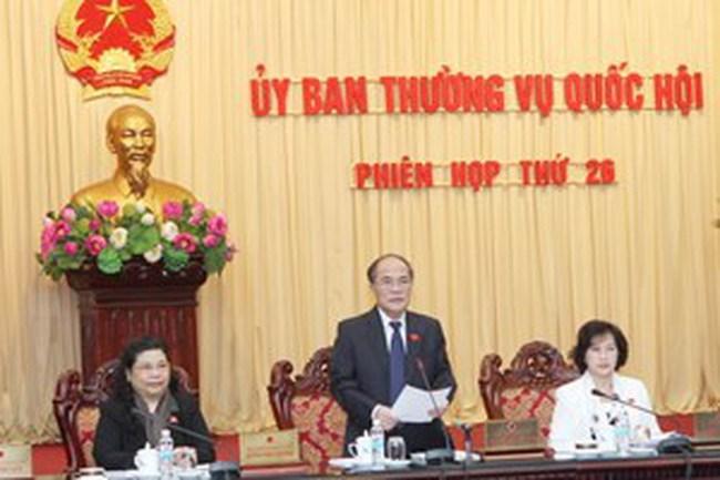 Kỳ họp 7, Quốc hội khóa XIII sẽ khai mạc ngày 20/5 tới