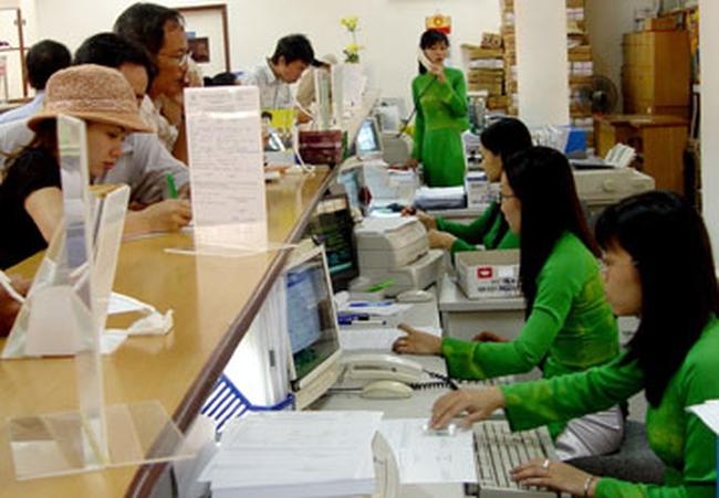 Vietcombank đặt kế hoạch 5.500 tỷ đồng LNTT năm 2014
