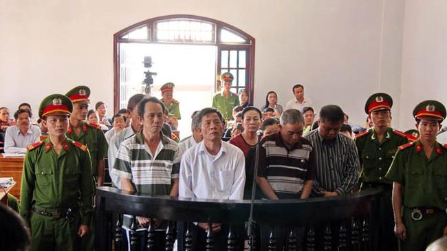 Vụ đại án tại Đắk Nông: đề nghị tử hình Vũ Việt Hùng