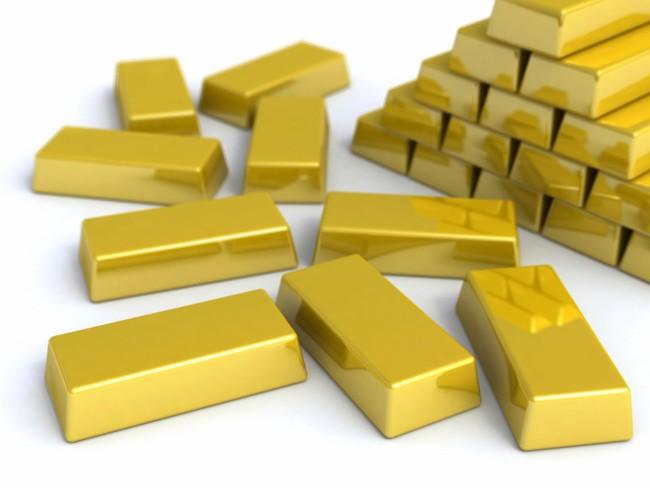Giá vàng tăng vọt lên cao nhất 6 tháng