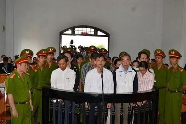 """Kết thúc """"đại án tham nhũng"""" tại Đắk Nông: 1 án tử hình, 3 án chung thân"""