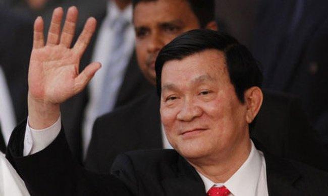 Chủ tịch nước bắt đầu thăm chính thức Nhật Bản