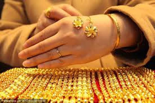 Đầu tuần, giá vàng nhích nhẹ lên 36,42 triệu đồng/lượng