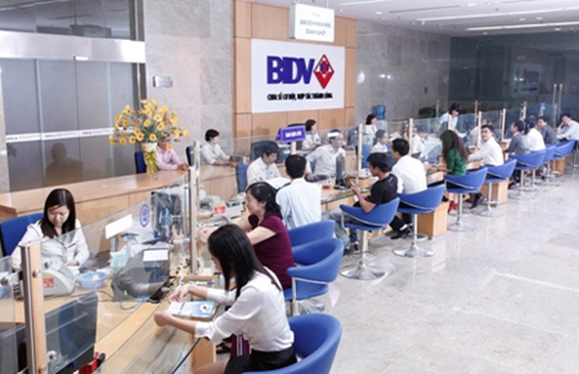 BIDV tuyên bố giảm mạnh lãi suất huy động và cho vay từ 18/3