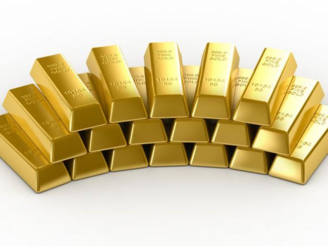 Giá vàng xuống 1.293 USD/ounce