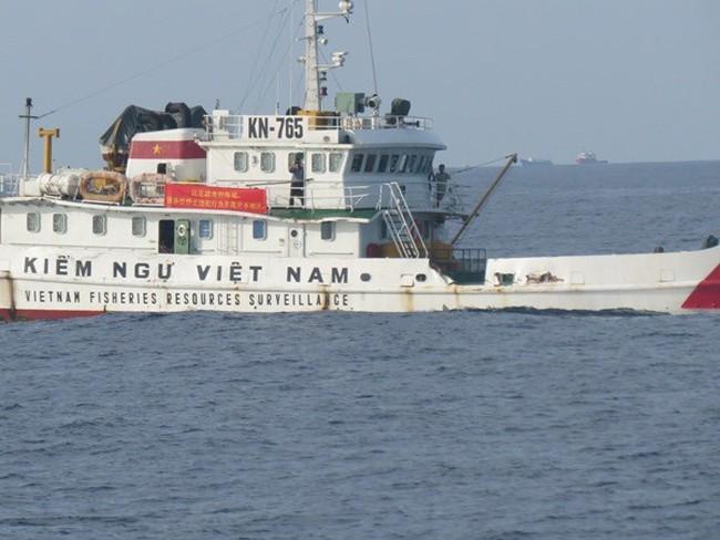 Ngày 1/6: Giàn khoan Hải Dương-981 có biểu hiện di chuyển