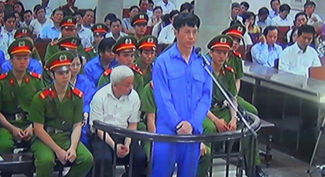 Ông Lý Xuân Hải: Làm việc khó tránh sai sót, mong HĐXX phán quyết hợp tình hợp lý