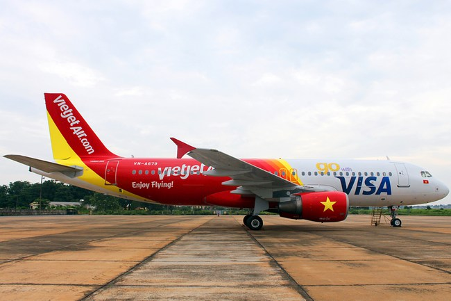 VietJet tiếp tục nhận thêm tàu bay mới