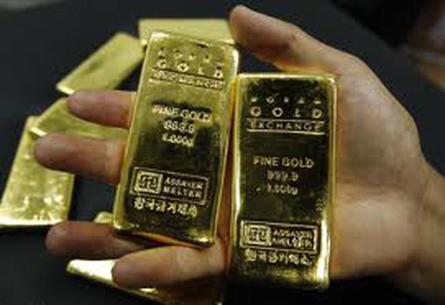 Báo cáo việc làm tháng 5 gây áp lực lên vàng