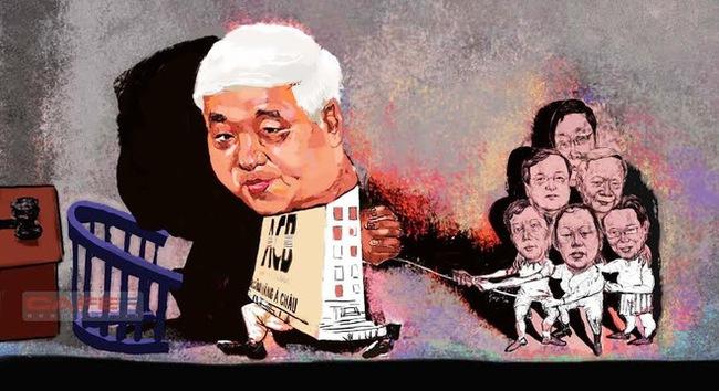 Bị cáo Nguyễn Đức Kiên đã không thành khẩn khai báo và nhận tội