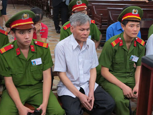 Cựu sếp ALC II đã lãnh án tử vẫn tiếp tục bị truy tố