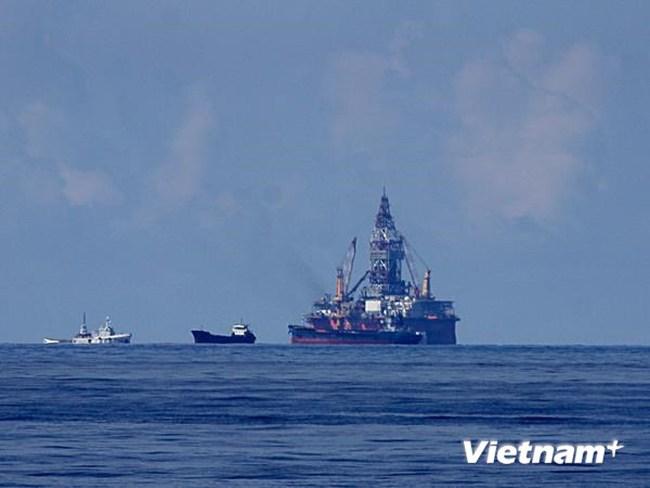 Trung Quốc tạo hiện trường giả để đổ lỗi cho Việt Nam