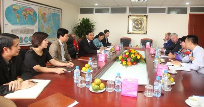 DN Hà Lan muốn đẩy mạnh hợp tác với Việt Nam trong lĩnh vực nông nghiệp