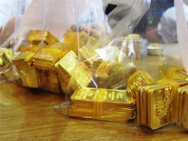 Giá vàng tăng mạnh lên 36,8 triệu đồng/lượng