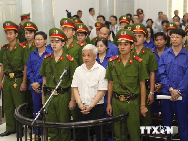 Nguyễn Đức Kiên và 3 đồng phạm kháng cáo bản án sơ thẩm