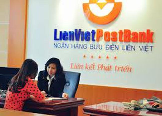 Khoản vay 157 triệu USD của LienVietPostBank được Chính phủ bảo lãnh