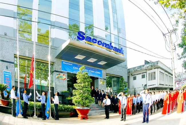 LNST của Sacombank tăng 34% trong quý 2, đạt hơn 614 tỷ đồng