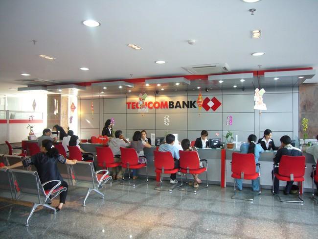 Techcombank: 6 tháng đạt lợi nhuận 948 tỷ đồng, bằng 80% kế hoạch cả năm