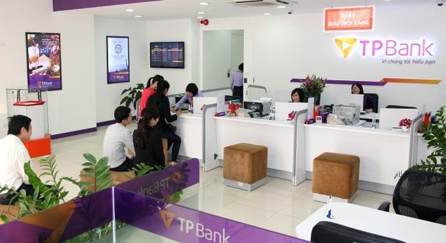 Lợi nhuận của TPBank tăng gấp rưỡi, đạt gần 260 tỷ đồng trong 6 tháng đầu năm