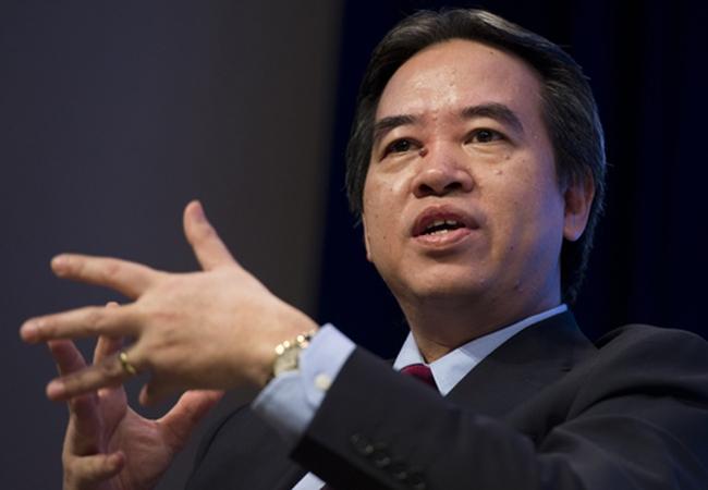 Thống đốc Nguyễn Văn Bình là Trưởng Ban Chỉ đạo ứng dụng CNTT ngành Ngân hàng