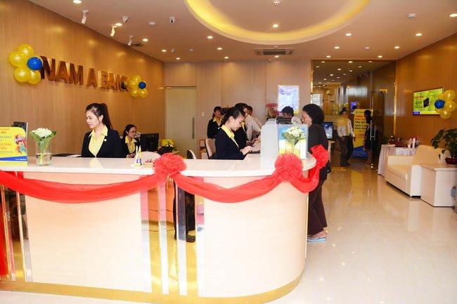 NamABank được mở thêm 5 chi nhánh