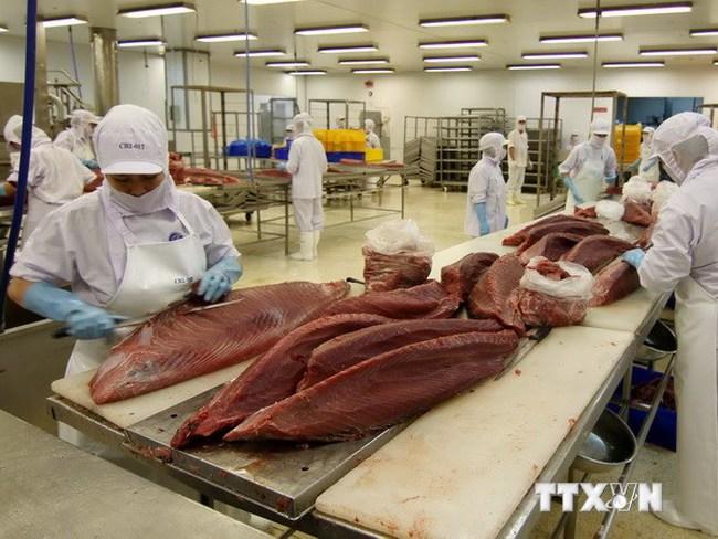 Nga dỡ bỏ lệnh tạm đình chỉ nhập khẩu thủy sản của Việt Nam