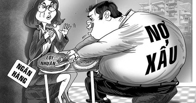 Ngân hàng lớn tăng nợ xấu, VAMC vẫn 'nhàn nhã'