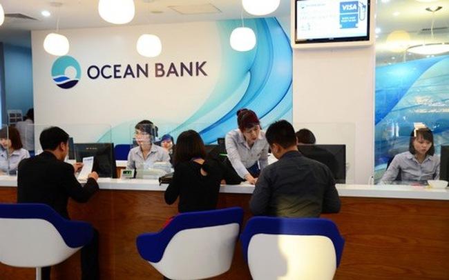 OceanBank báo cáo NHNN nợ xấu ở mức 2,56%