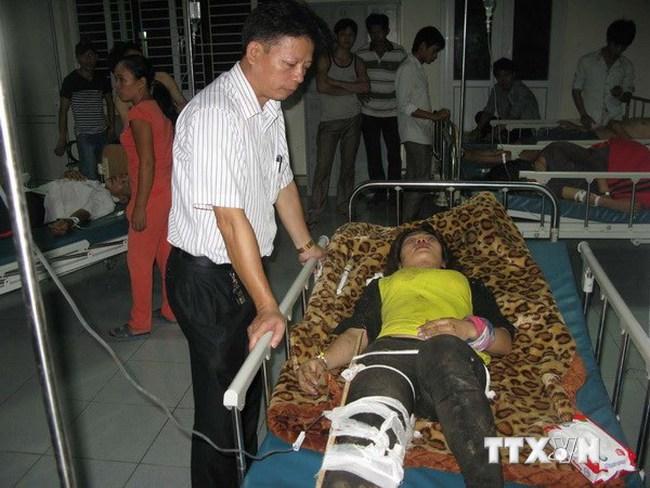 Công điện của Thủ tướng về vụ tai nạn giao thông ở Lào Cai