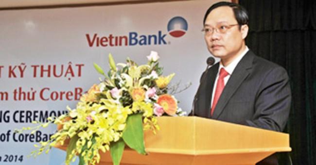 Phó TGĐ Vietinbank lên làm Phó Vụ trưởng - Ban Kinh tế Trung ương