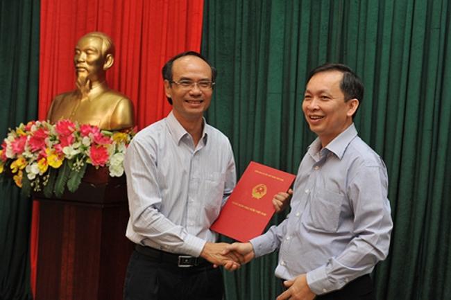 Ông Tô Kiên Cường được điều động và bổ nhiệm Phó Cục trưởng Cục PHKQ
