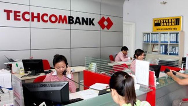 Techcombank đã bán 800 tỷ đồng nợ xấu cho VAMC
